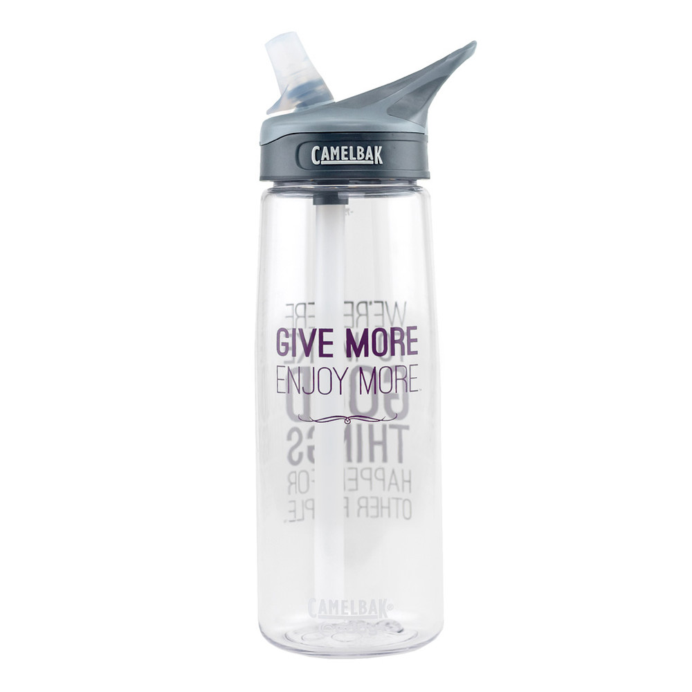 Make Good Things Happen Water Bottle (CamelBak brand - 25 oz)