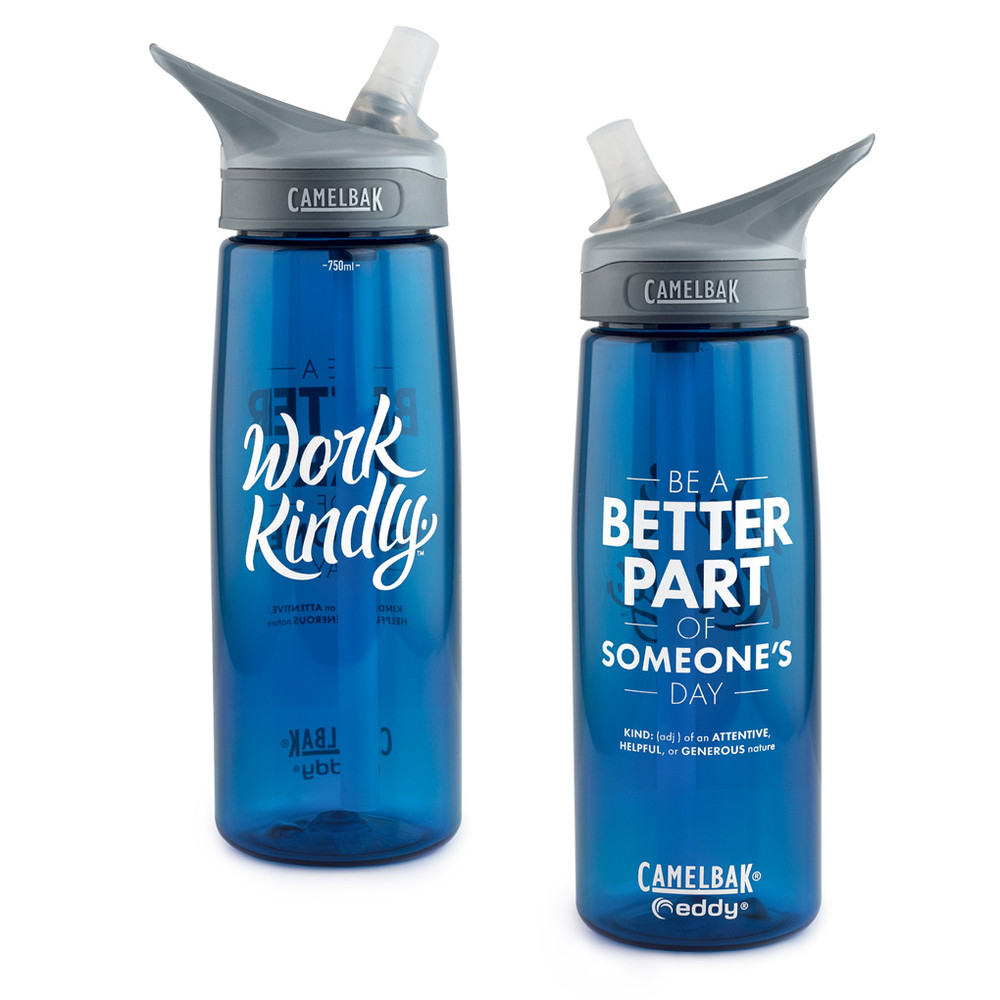 Work Kindly Water Bottle (CamelBak brand - 25 oz)