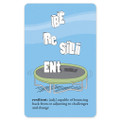 Be Re-sili-ent Pocket Cards (10 pack)
