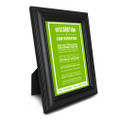 Declaration of Contribution 5 in. x 7 in. Framed Print (green)