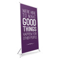 Make Good Things Happen 3 ft. x 6 ft. Banner