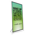 Smile & Move 3 ft. x 6 ft. Banner