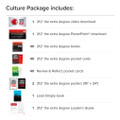 212° Culture Package