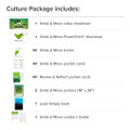 Smile & Move Culture Package