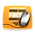 Cross The Line Mouse Pad