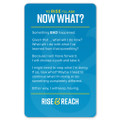 Rise & Reach Pocket Cards (10 pack)