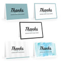 Thanks for Making Good Things Notecards (teal combo pack)