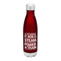 212° Stainless Steel Bottle (17oz Red Gloss)