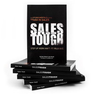 SalesTough Book