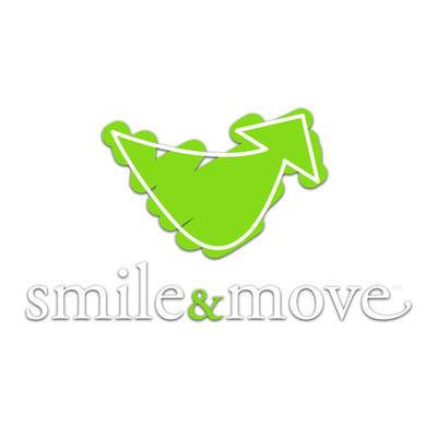 Smile & Move Decal