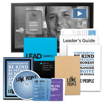 Love Your People Video Discussion Package