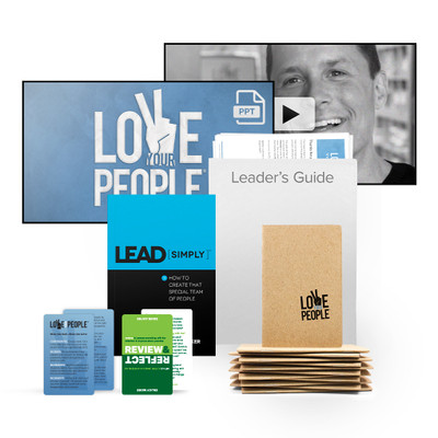 Love Your People Video & PowerPoint® Package