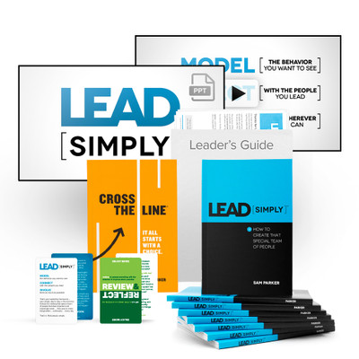 Lead Simply Video & PowerPoint® Package