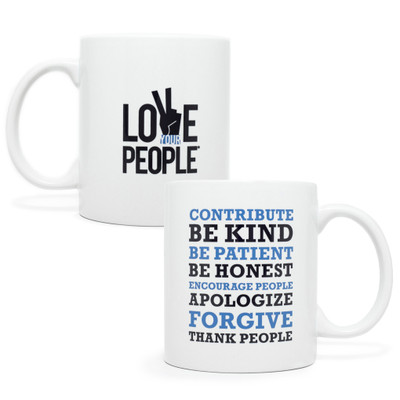 Love Your People Mug (11oz)
