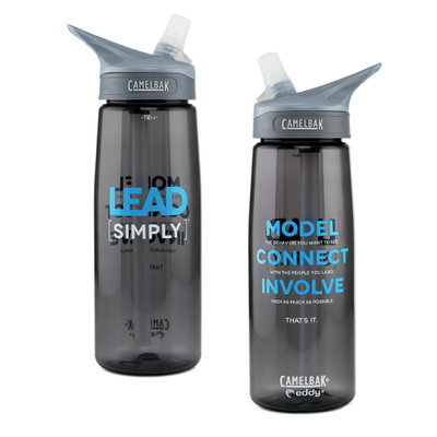Lead Simply Water Bottle (CamelBak brand - 25 oz)
