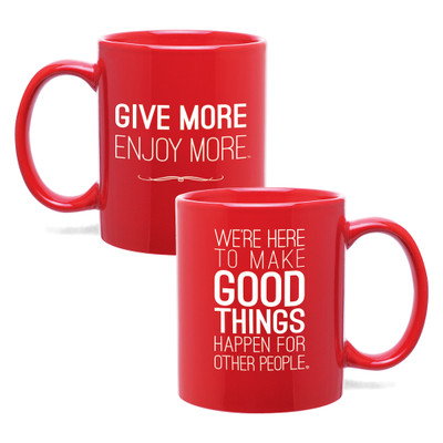 Make Good Things Happen Mug (11oz Red)