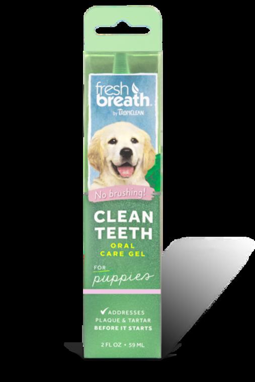 Tropiclean Clean Teeth Gel for Puppies 2oz