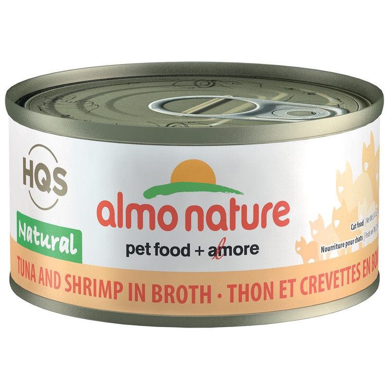 Almo Cat Tuna/Shrimp 70g