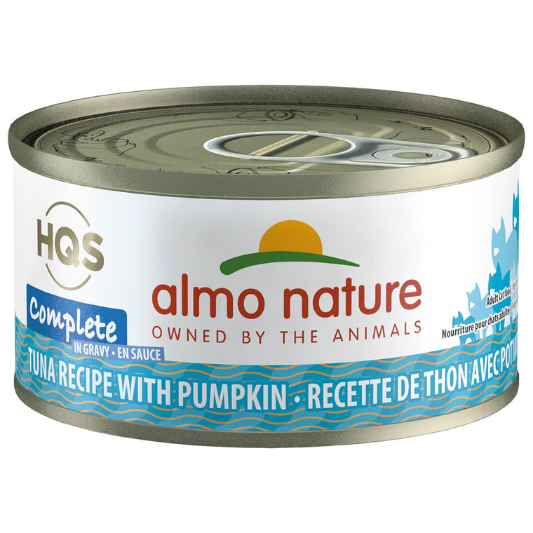 Almo Cat Tuna w/ Pumpkin 70g