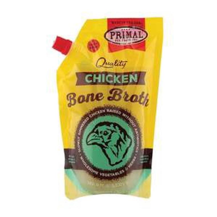 Primal Bone Broth Chicken 20 oz