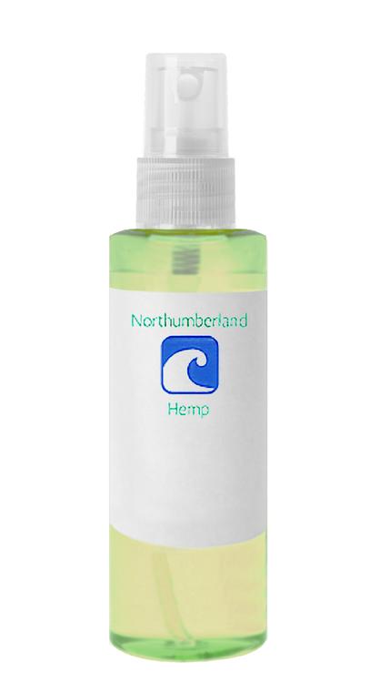 Adored Beast Hemp Oil Sanitizer Spray Bottle 150ml