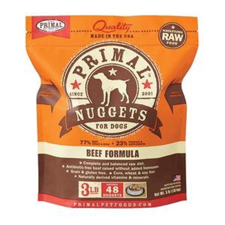 Primal Beef Nuggets 3 lb