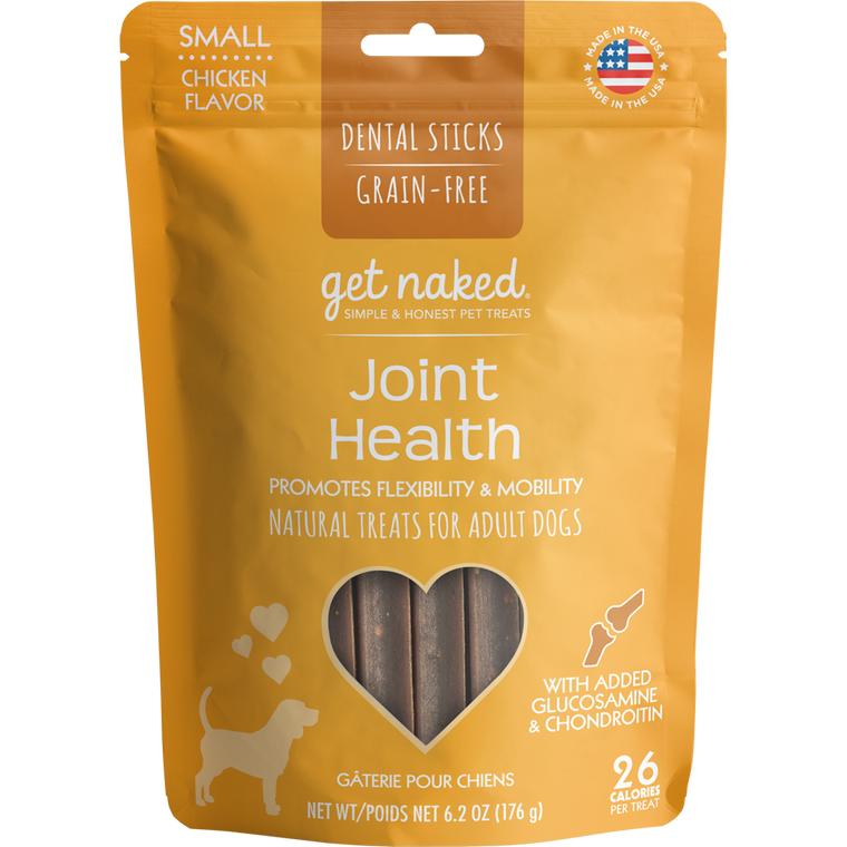 Get Naked Joint Health Dental Sticks Small 176g