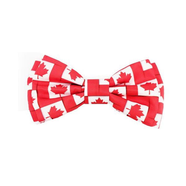 Huxley & Kent Bow Tie O Canada
