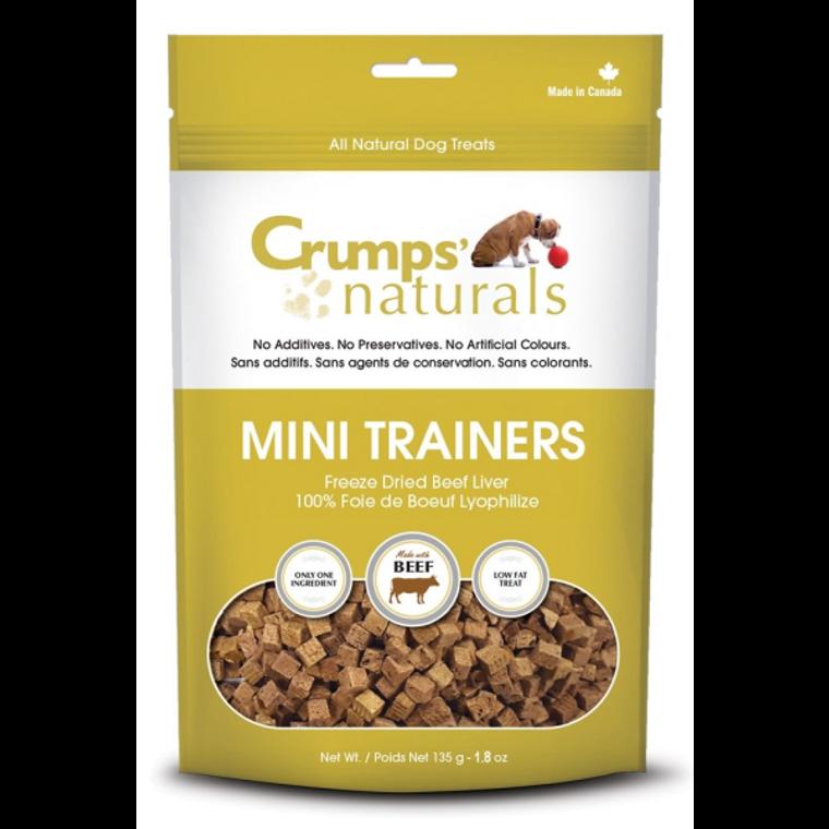 Crumps Mini Trainers FD Beef Liver