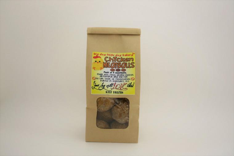Chicken Meatball Bag (9pk)