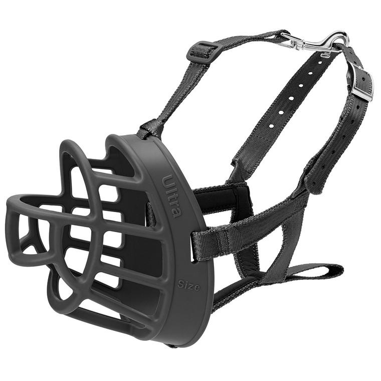 Baskersville Ultra Muzzle Black