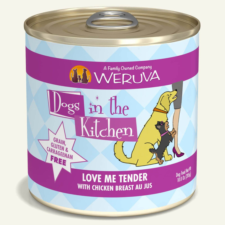 Dogs in the Kitchen Love Me Tender 10oz Can