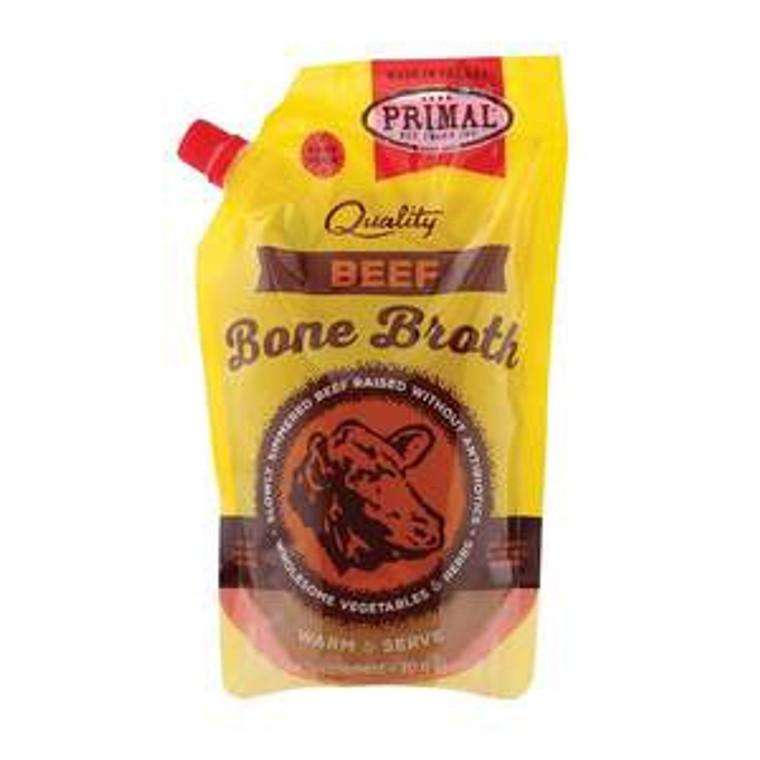 Primal Bone Broth Beef 20 oz