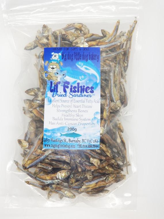Lil' Fishies Dried Sardines