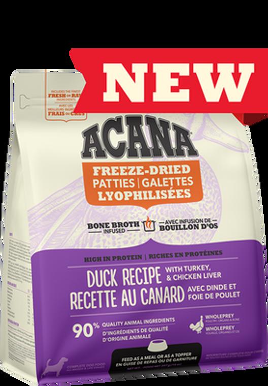 Acana Freeze-Dried Duck Morsels 227g