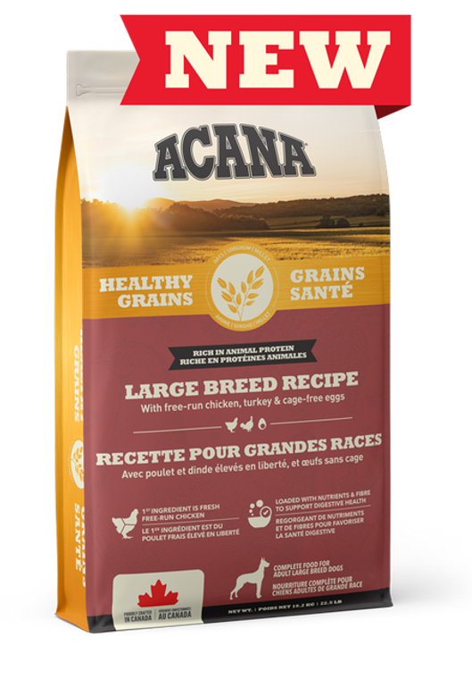 Acana Healthy Grains Large Breed Adult
