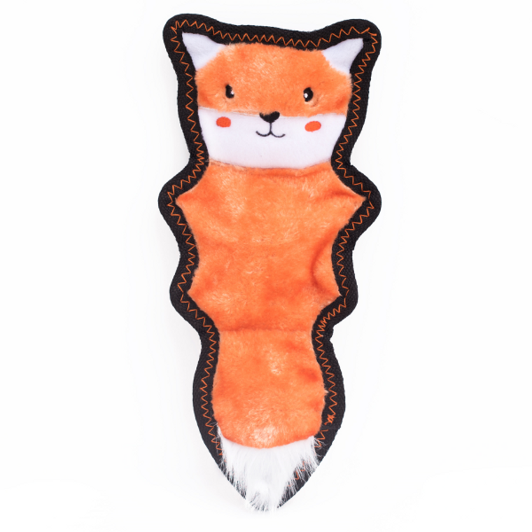 Zippy Paws Skinny Peltz Fox