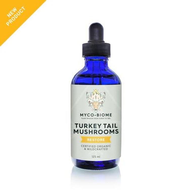 Adored Beast Turkey Tail Mushrooms