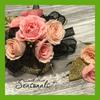 Elegant Roses Corsage & Boutonnière