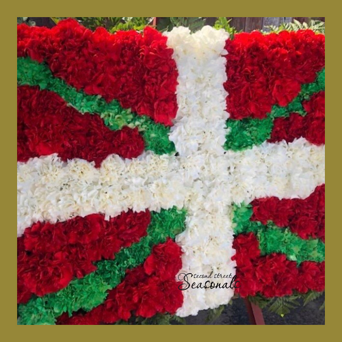 Basque Flag Tribute