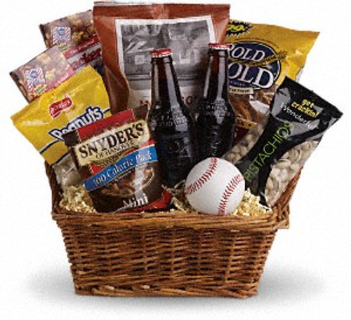 Take Me Out to the Ballgame Basket