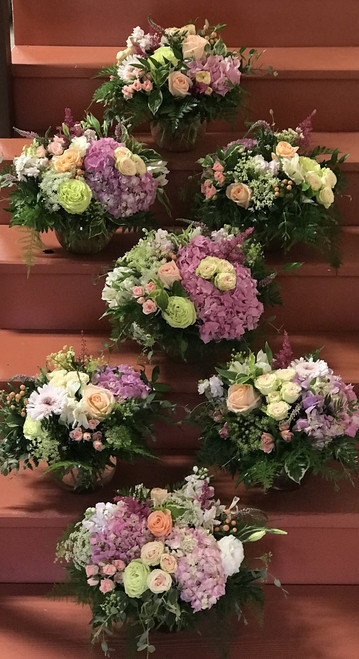 Reception Bouquets
