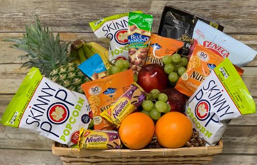 Healthy Fruit & Snacks