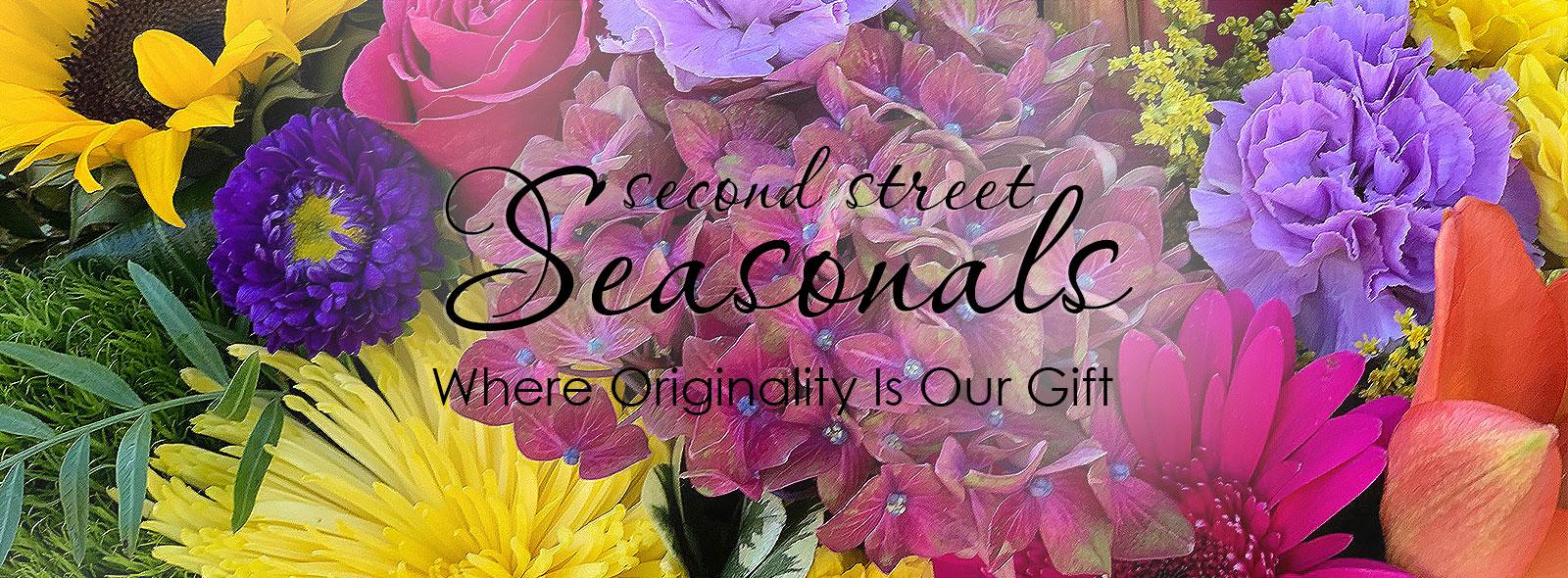 Second Street Seasonals