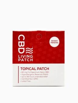 CBD Living Transdermal Patch - 60mg