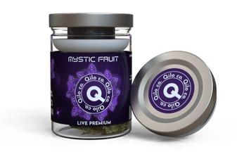 Qilo Co CBD Hemp Flower 7 grams - Mystic Fruit (Indica)
