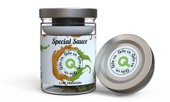 Qilo Co CBD Hemp Flower 7 grams - Special Sauce (Sativa)