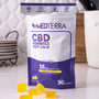 Medterra CBD Gummies Keep Calm - Tropical Fruit