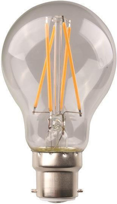 147-78043 EUROLAMP LED LAMP A67 CROSSED FILAMENT 11W Β22 6500K 220-240V CLEAR