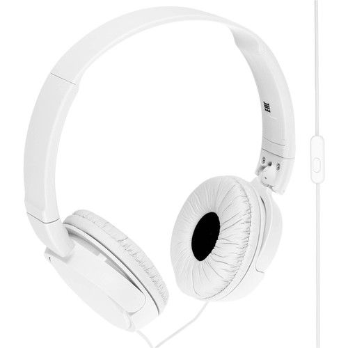 MDR-ZX110APW SONY OVERHEAD HANDS FREE HEADPHONE COLOR: WHITE